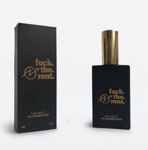 "Fuck The Rent - Eau de toilette ""The Scentiment of Beer"""