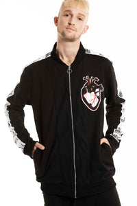 HEART 2 HEART ZIP THROUGH