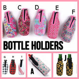 Bottle Covers