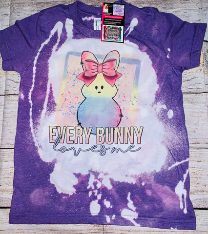 Every Bunny Loves Me Ombre Easter Sublimation Transfer
