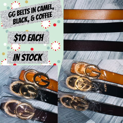 GG Women Belt