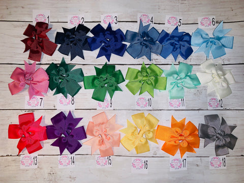 Hairbow Personalized