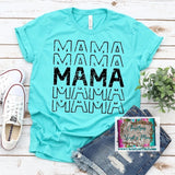 Mom Motherhood Mommy Screen Prints Pt. 2
