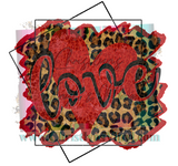 Valentines Day Sublimation Transfers