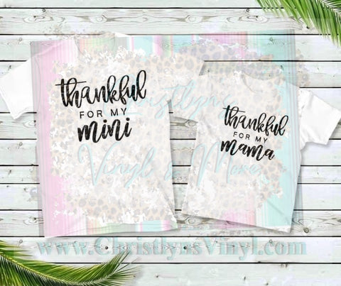 Mommy & Me Sets Screen Prints