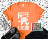 Fall Thanksgiving Single Color Screen Prints
