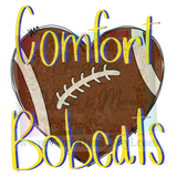 Bobcats Football Sublimation Transfer or Digital Design Download