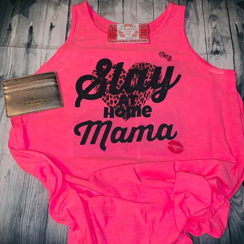 Stay at Home Mama T-Shirt