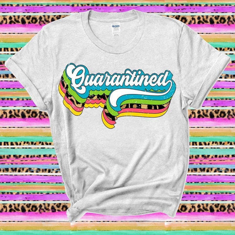Quarantine 2020 Tees
