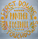 Panthers Team Screen Prints