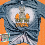 Huntin Season Camo Bunny Easter Sublimation Transfer
