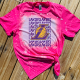 Lakers Kobe Legends Bleached or Solid Shirt
