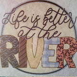 River Sublimation Transfers