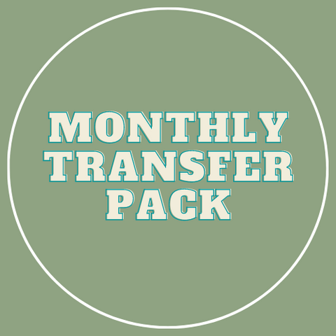 Monthly Transfer Bundle