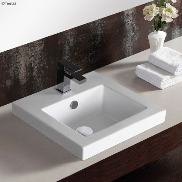 LOW PROFILE Semi-Inset Basin