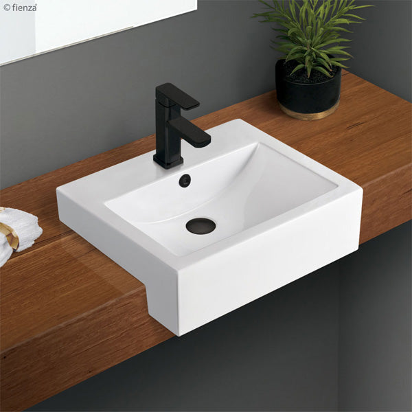 BELINDA Semi-Recessed Basin