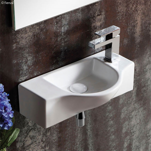 CHARLOTTE Wall Mounted Basin