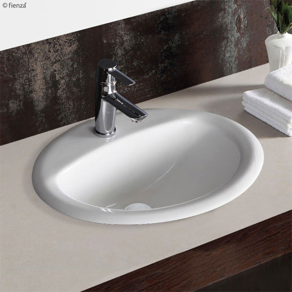 CRYSTAL Drop-In Basin