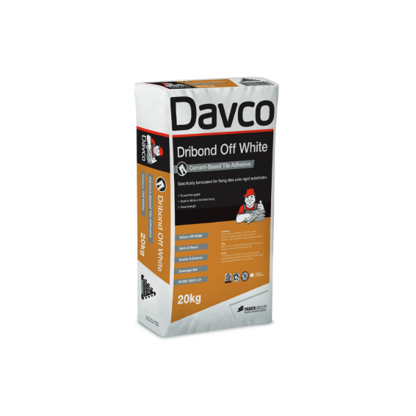 Davco Dribond Off White