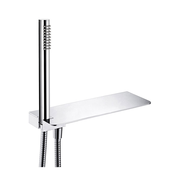 EMPIRE Hand Held Shower with Integrated Shelf