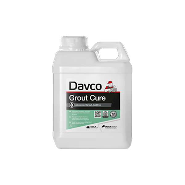 Davco Grout Cure