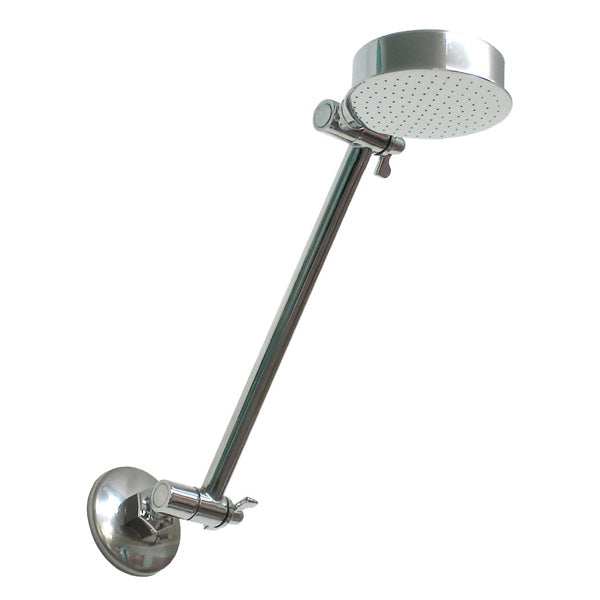 HOUSTON All Directional Wall Shower Head