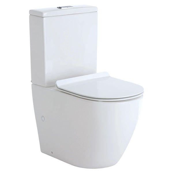 KOKO RIMLESS, Skinny Seat Back-to-Wall Suite