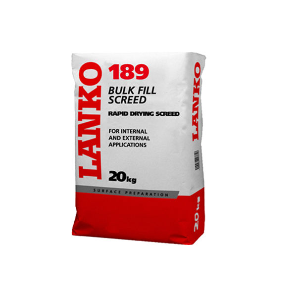 Lanko 189 Bulk Fill Screed