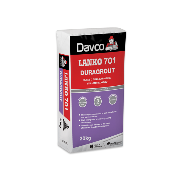 Lanko 701 Duragrout Structural Grouting