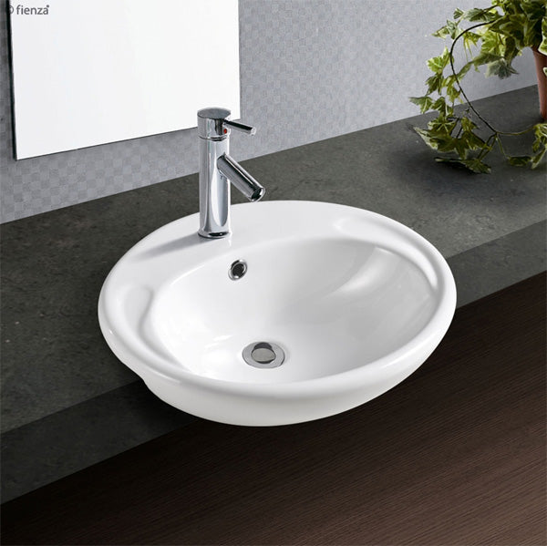 MICKI Semi-Recessed Basin