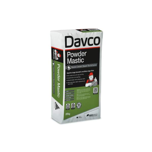 Davco Powder Mastic