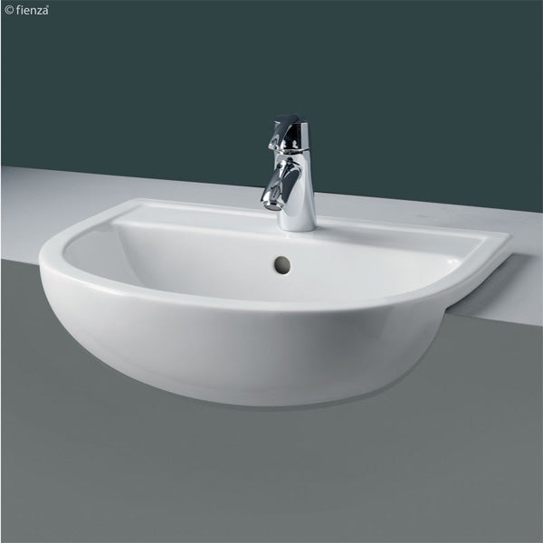RAK COMPACT Semi-Recessed Basin