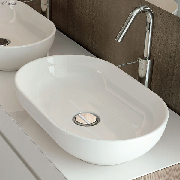 RAK MOON Oval Above Counter Basin