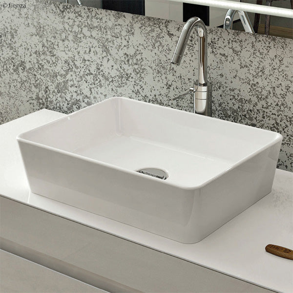 RAK MOON Rectangular Above Counter Basin