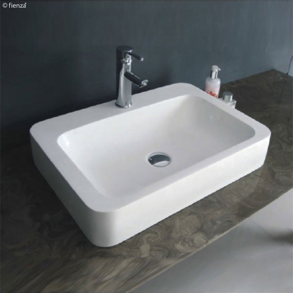 RONDO 600 Solid Surface Basin