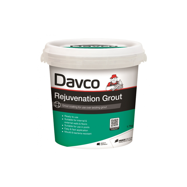 Davco Rejuvenation Grout