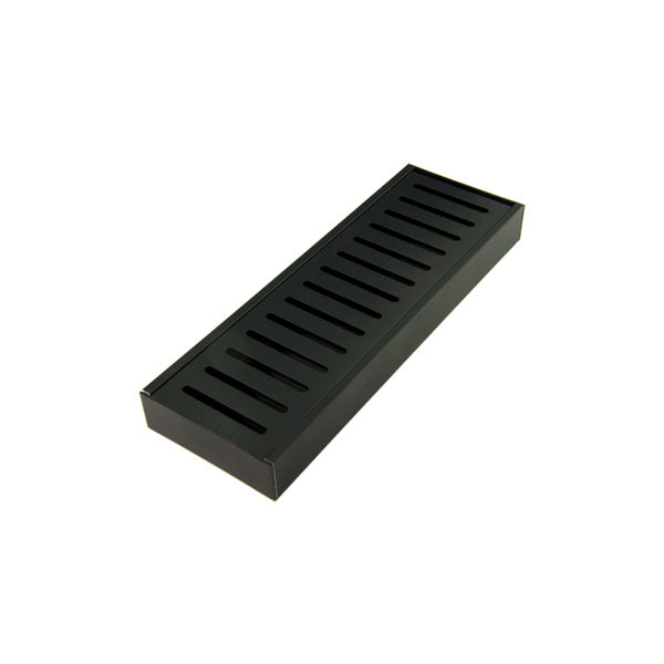 Lauxes 'Celleni' Aluminium Midnight Floor Grate