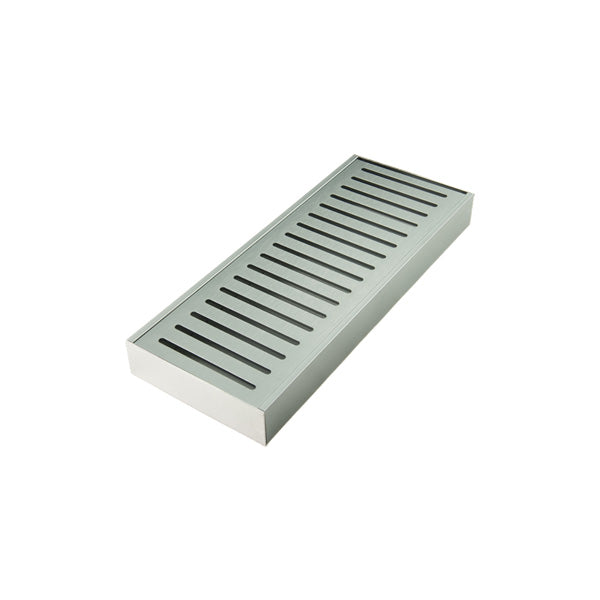Lauxes 'Celleni' Wide Aluminium Floor Grate Kit
