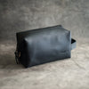 Personalized Leather Dopp Kit