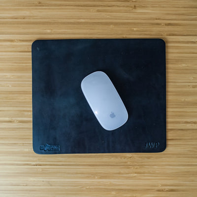 Leather Mouse Pad - Limited Edition Colors