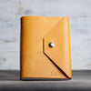 Personalized Leather Journal w/ Snap