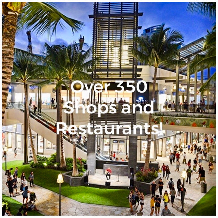 ALA MOANA CENTER & MALL