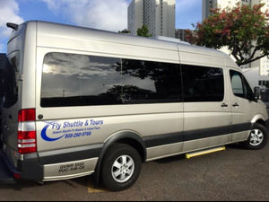 AIRPORT & HOTEL SHUTTLE