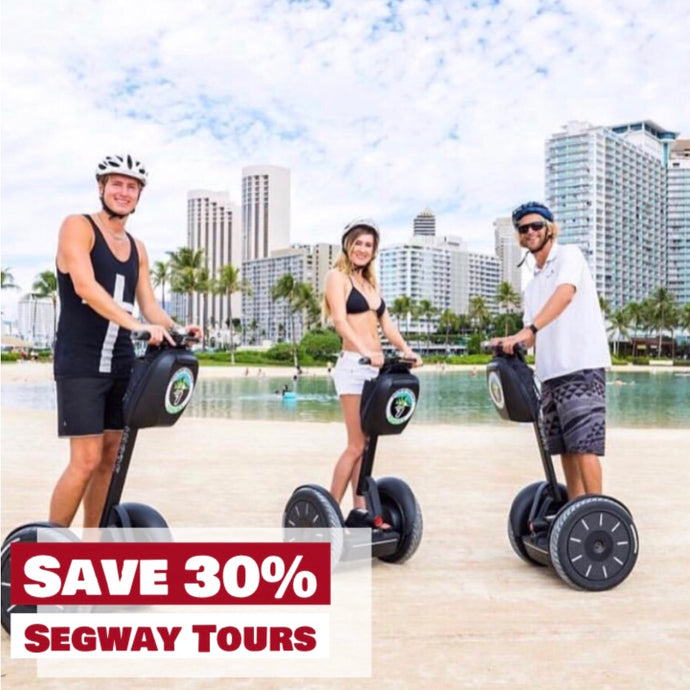 SEGWAY TOURS (Waikiki/Honolulu)