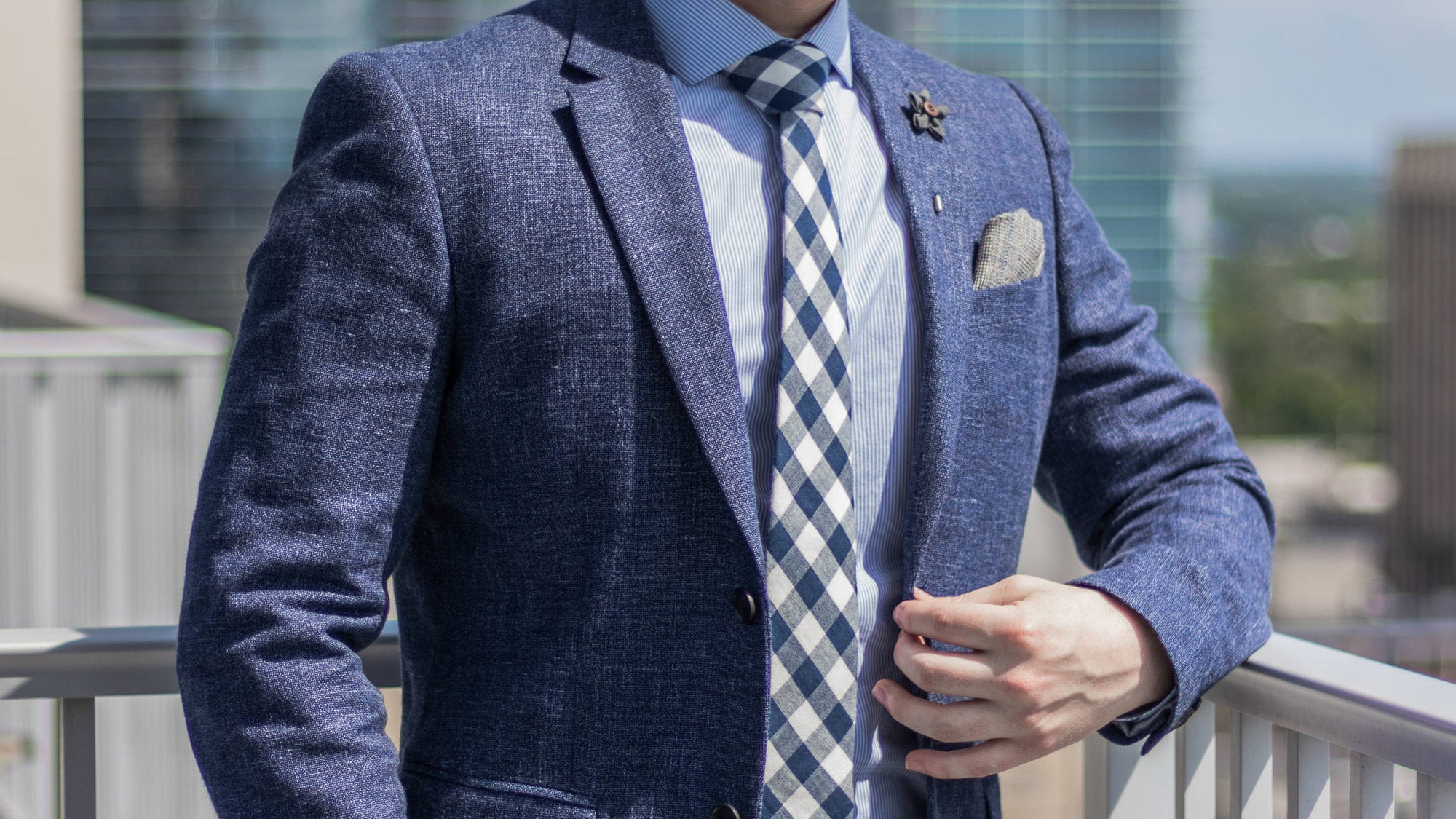 Necessary Suit Accessories: Great Tie Sets 101