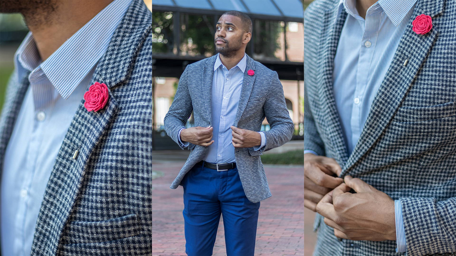 How To Wear A Lapel Pin With Your Suit