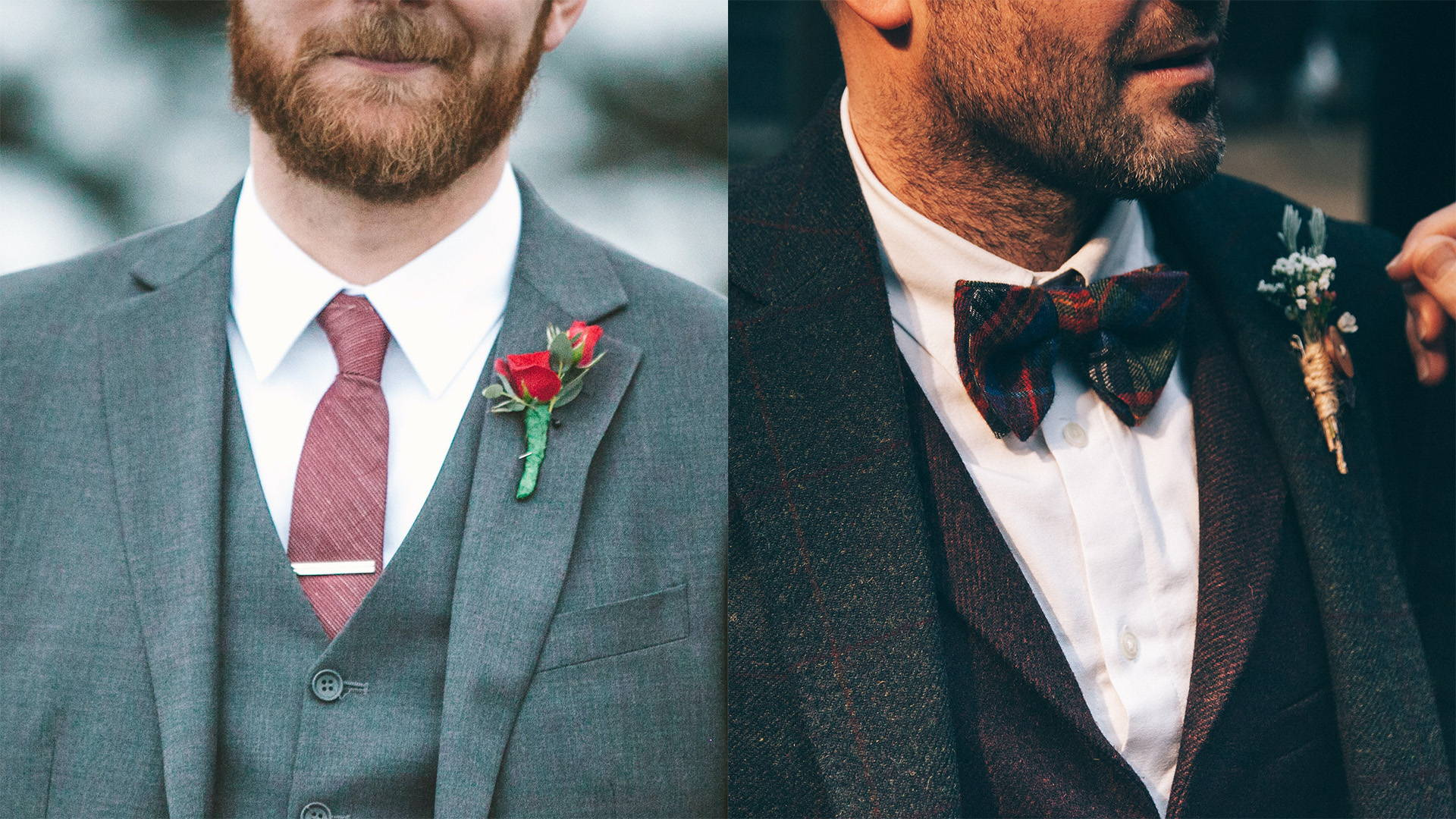 Tie vs Bow Tie: Which Should a Groom Wear