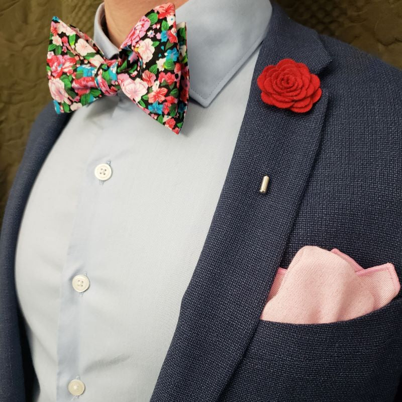Bow Tie Set - Cotton Candy Bow Tie Set