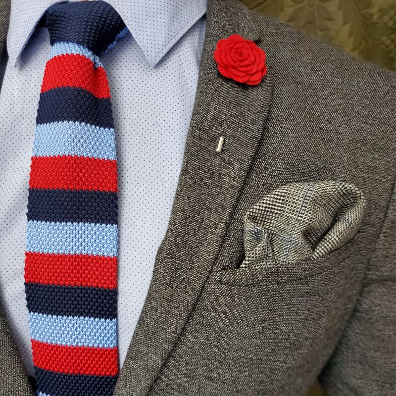 Tie - Knitted Nautical Tie
