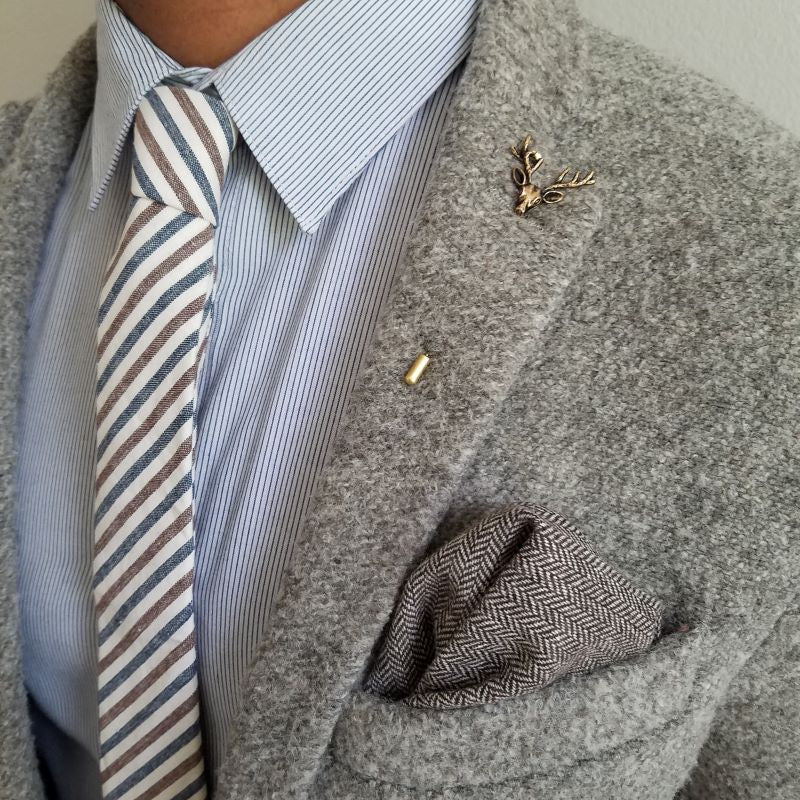 Lapel Pin - Deer